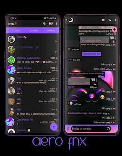 Black Cat Theme For YOWhatsApp & Fouad WhatsApp By Ave fénix