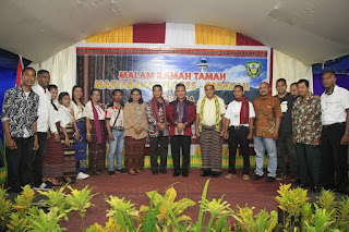 Wali Kota Tarakan Menghadiri Malam Ramah Tamah Bersama Bupati Flores Timur - Tarakan Info