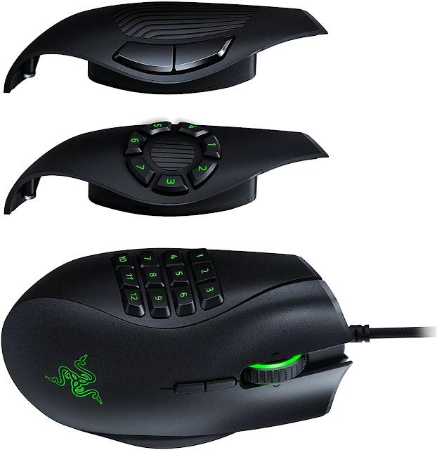 pasos para configurar los botones del mouse