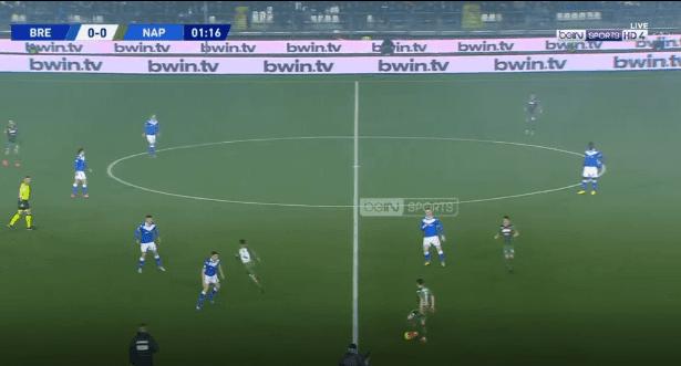 مشاهدة مباراة نابولي وبريشيا بث لايف كوره ستار اليوم 21-02-2020 في الدوري الايطالي