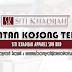Jawatan Kosong di Siti Khadijah Apparel Sdn Bhd - 14 November 2021