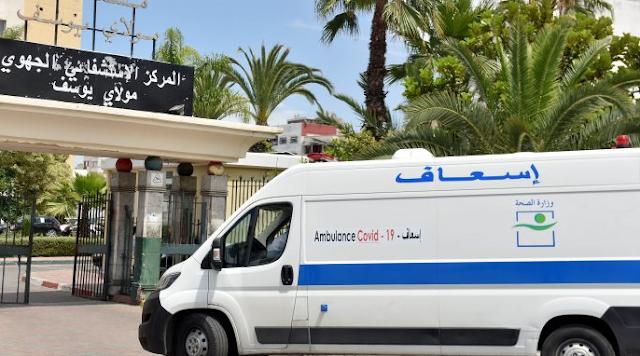 تقرير المغرب / فيروس كورونا 24 ساعة: رقم قياسي جديد للوفيات مع 92 حالة وفاة و 4220 حالة شفاء ومعدل وفيات حالات 1.64٪
