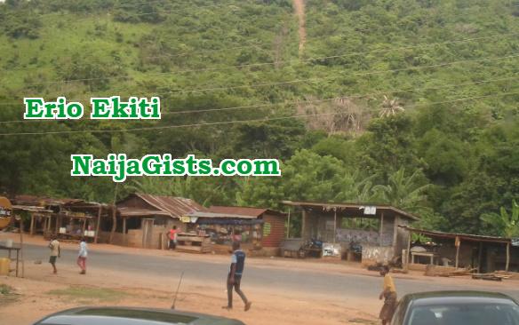 man kills wife erio ekiti