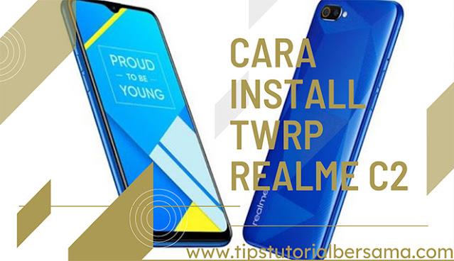 TWRP Realme C2