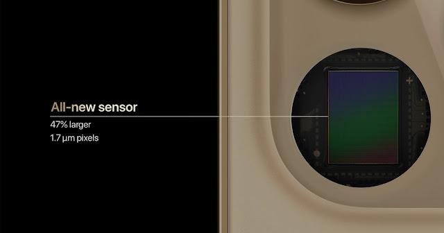 iPhone 12 Pro Max avrà un sensore più grande, IBIS e Apple ProRAW