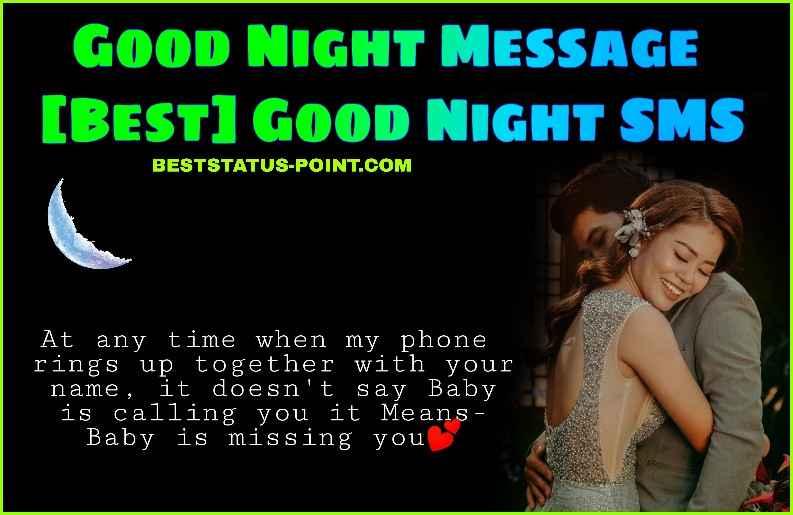 Best_Good_Night_Message