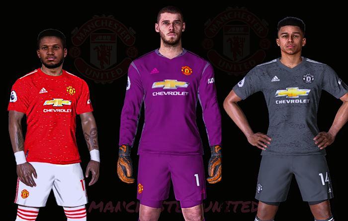 Dls Kits Manchester United 2021