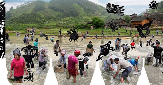 Miao Fishing Contest