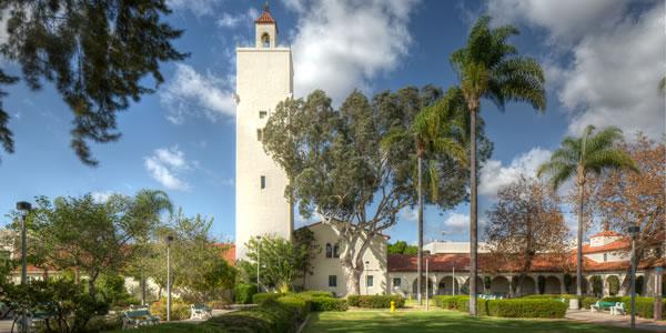 Hardy Tower at SDSU