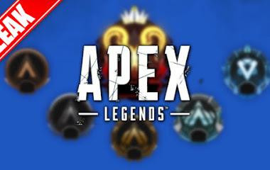 [Apex Legends] Leak phần thưởng xếp hạng cuối mùa của Respawn dành cho người chơi