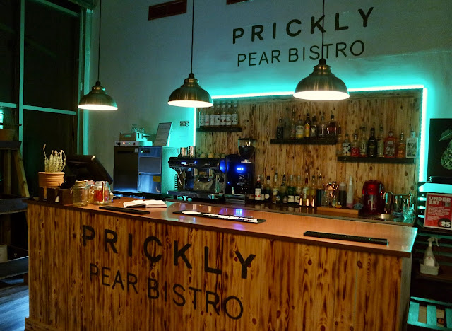 The Prickly Pear Bistro Middlesbrough Bar