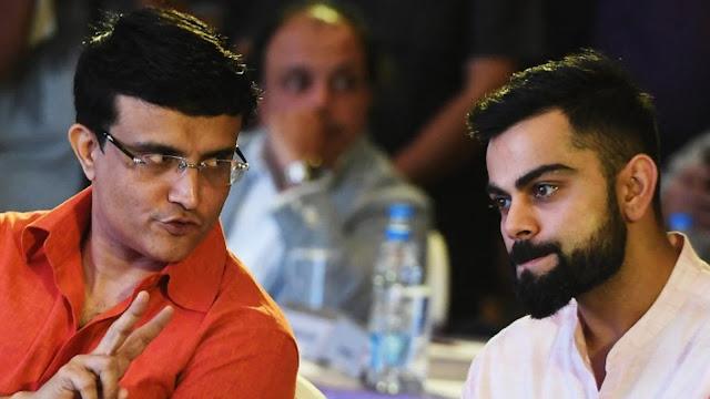 विराट को T20 कप्तान के रूप में उनके जबरदस्त प्रदर्शन के लिए धन्यवाद करता हूँ सौरव गांगुली