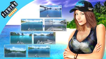 Fishing Season River To Ocean MOD APK v1.6.63 [Free Shopping]