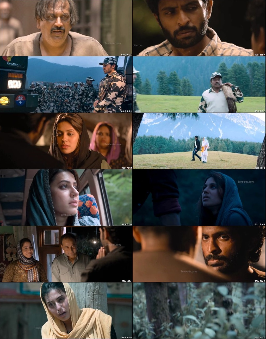 Wagah 2016 Tamil Full Movie Download in Hindi Download 720p