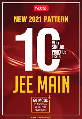 MTG New Pattern Similar Mock Tests for JEE 2021