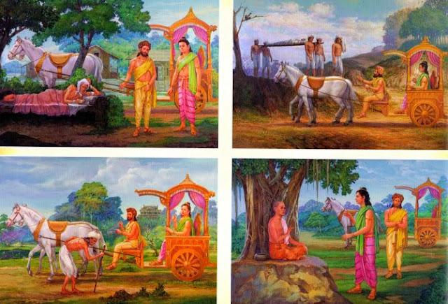 Đạo Phật Nguyên Thủy - Đường Xưa Mây Trắng - Chương 12: Con Ngựa Kanthaka