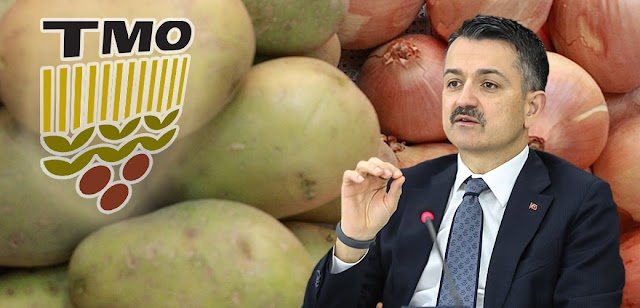 Patates soğan ücretsiz dağıtılacak