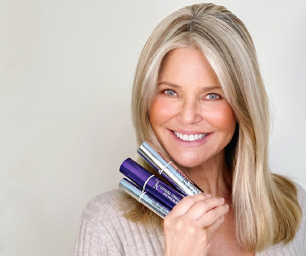 Supermodel and actress Christie Brinkley joins SBLA Beauty