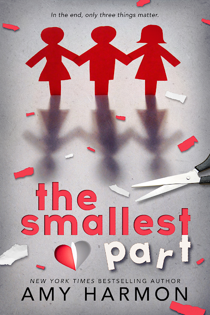 Cover Reveal ~ The Smallest Part by Amy Harmon