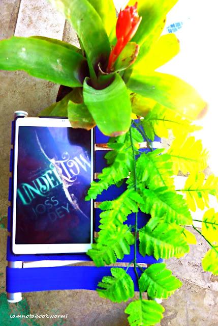 Undertow: Rock Bottom (Unbound Realms #1) by Joss Dey | A Book Review by iamnotabookworm!