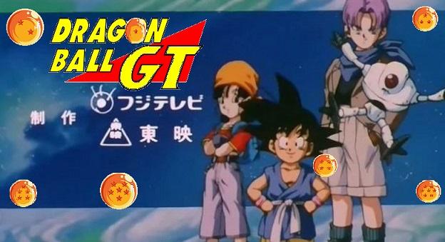 Dragon ball Gt Latino