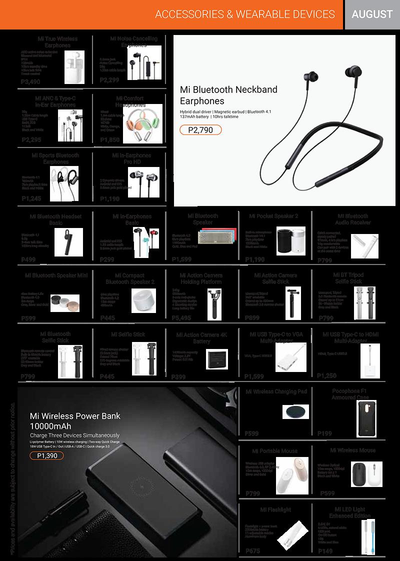 Xiaomi Brochure Page 4