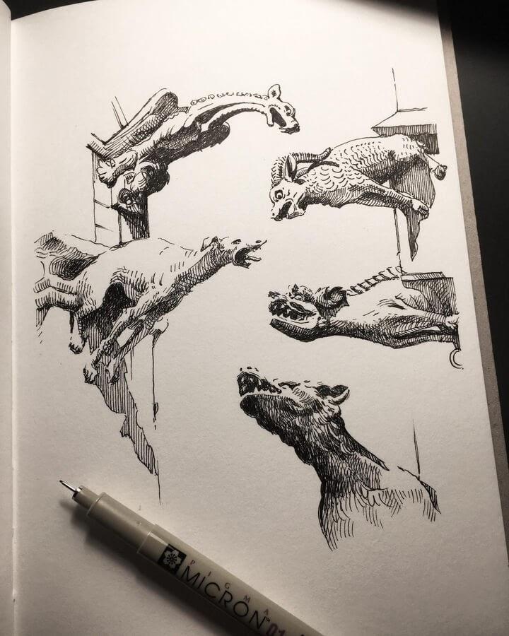 06-Gargoyles-Mark-Poulier-www-designstack-co