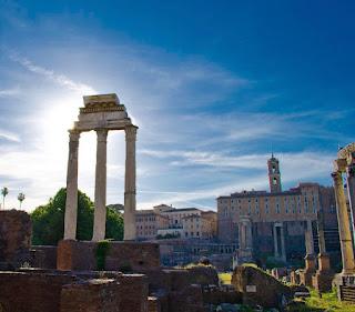 Roman Forum in 2011