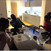 Photos Of Alison-Madueke's Son Chilling With Women In His New London Apartment.