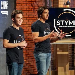 Frederico Tonietto (CEO) e Luiz Fernando Leite Ribeiro (COO). Crédito: Sony Channel/ Divulgação