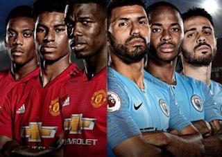 Cara Live Streaming Manchester United vs Manchester City Carabao Cup Mola TV