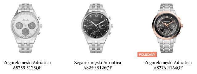 Szwajcarskie zegarki dla kobiet i mężczyzn