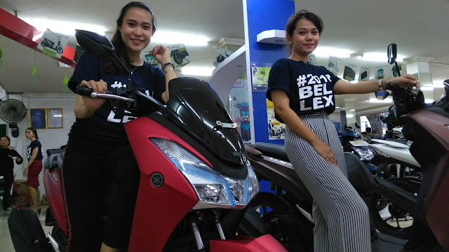 Yamaha Luncurkan Lexi Yang Lebih Berkelas dan Nyaman