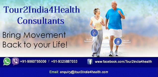 Special Packages of Sudan Patients for Knee Replacement with Tour2India4Health