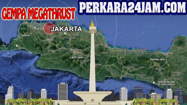 Peneliti Menanggapi Prediksi Tsunami Megathrust Selatan Jawa Hingga Jakarta