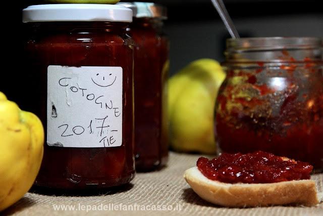 come fare la marmellata di mele cotogne