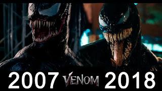 Perbedaan Spiderman 3 (2007) dengan Venom (2018)