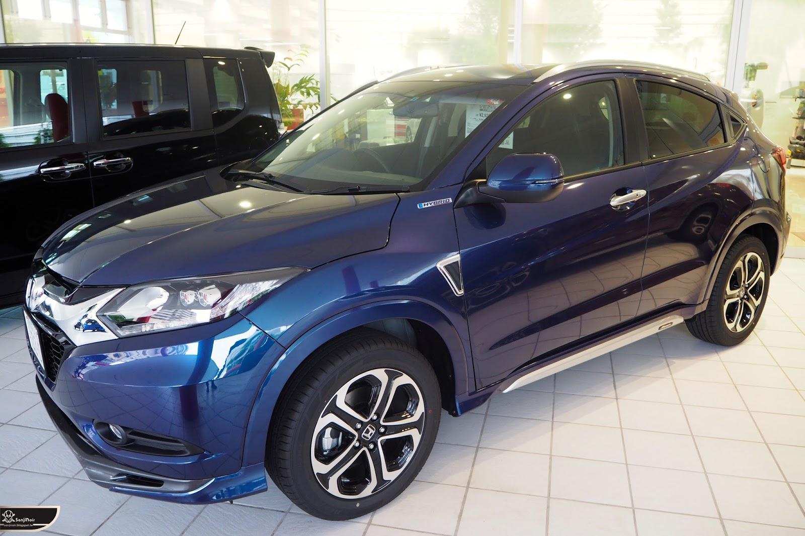 日規直擊|本田三部曲最終章!Honda Vezel / HR-V Hybrid規格解析