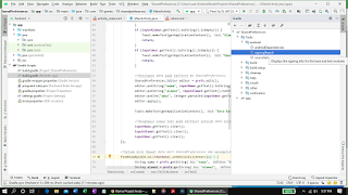 Mengakses SigningReport Android Studio