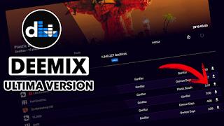 Deemix PC - Música en Alta Calidad + Caratulas HD