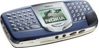 spesifikasi Nokia 5510