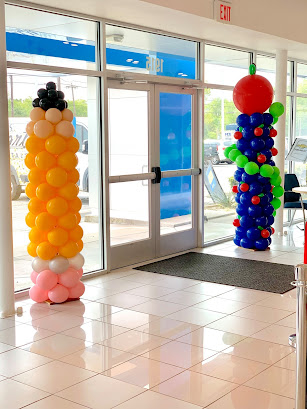Back to School Balloons by Balloons by Paris Party in Paris,