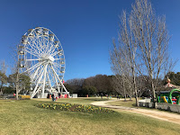 Picture of the ferris wheel at Hunter Valley Winter Festival