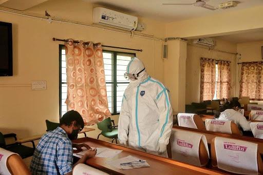 News-In-Short-कोविड-संक्रमित-परीक्षार्थियों-के-लिये-होगा-पृथक-परीक्षा-केन्द्र