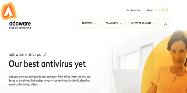 Ad-Aware Antivirus Gratis dan Terbaik untuk PC Windows