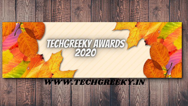 Techgreeky Smartphone awards 2020: The Winners