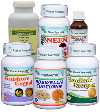 Herbal Remedies for Pilonidal Sinus, P-Sinus Care Pack