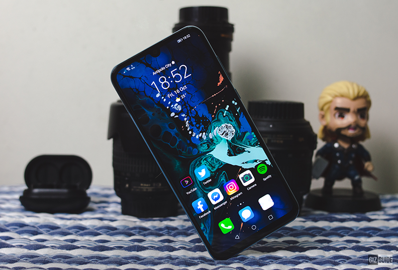 Meet Huawei Y8p - Decent smartphone that leaves you wanting more