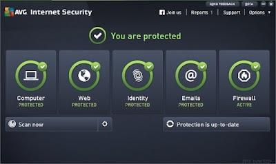 البرنامج العملاق للحماية من الفيروسات AVG antivirus 2020