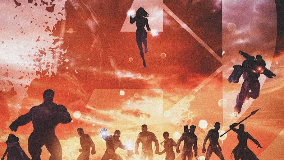 Avengers: Endgame, Characters, 4K, #153